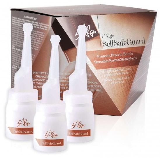 L′Alga Уход термозащита при химической обработке волос Safeguard Thermal Protector