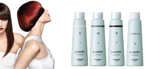 Lebel Cosmetics Proedit Element Charge