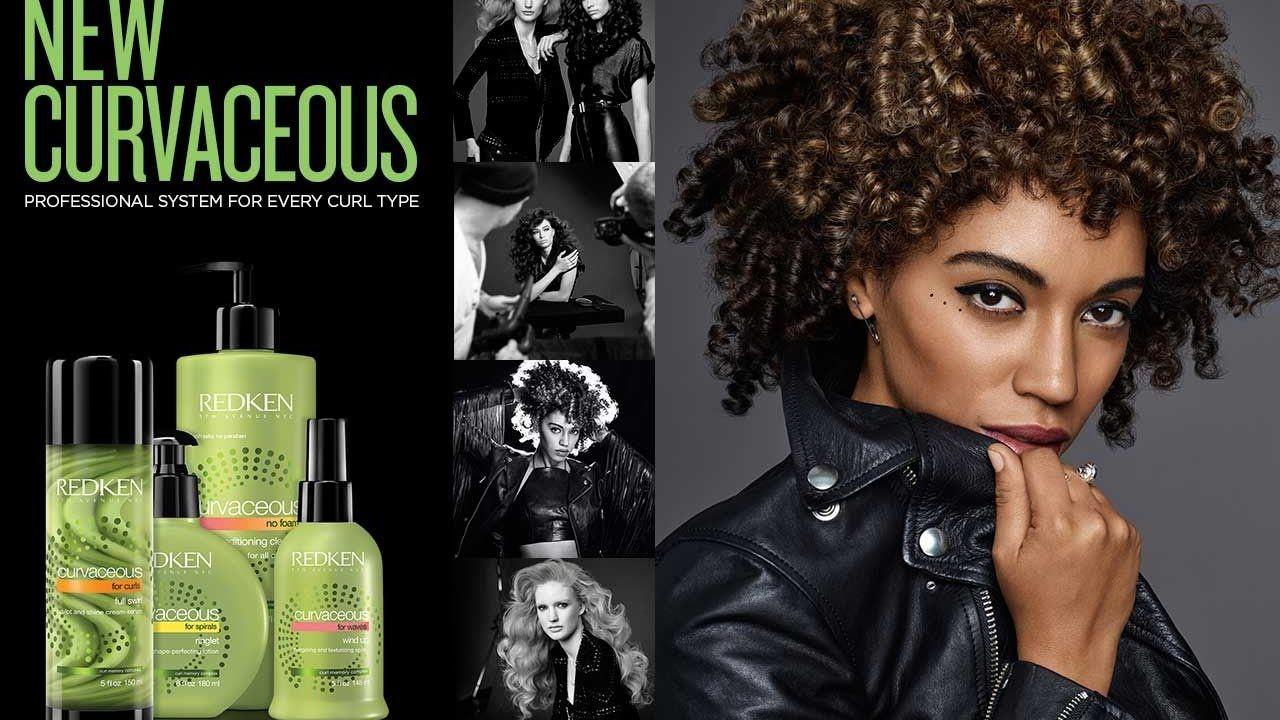 Redken Уход за волосами Curvaceous