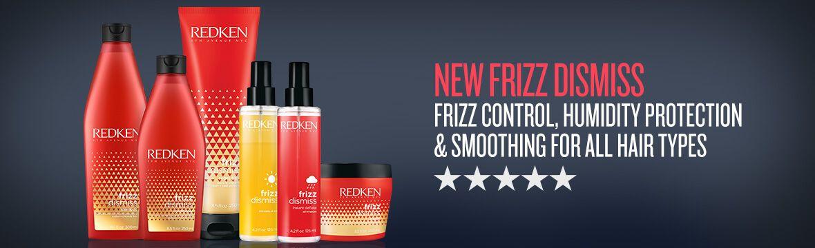 Redken Уход за волосами Frizz Dismiss