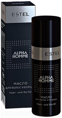 Estel Alpha Homme Масло для волос и бороды