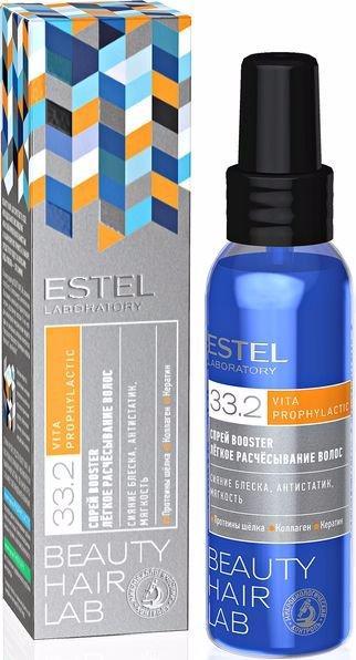 Estel Beauty Hair Lab Vita Prophylactic Спрей Booster легкое расчесывание волос