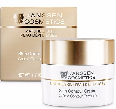 Janssen Mature Skin Обогащенный Anti-Age лифтинг-крем Skin Contour Cream