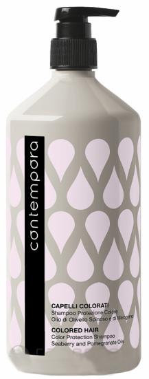 Barex Contempora Шампунь для сохранения цвета с маслом облепихи и маслом граната