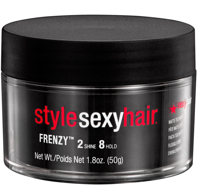 Sytle sexy hair