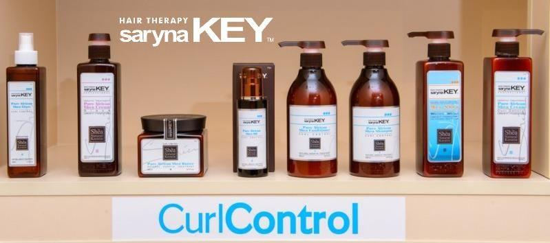 Saryna Key Curl Control