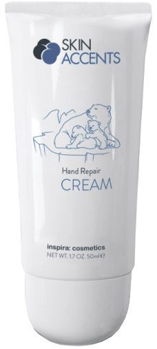 Inspira Skin Accents Защитный и восстанавливающий крем для рук Hand Repair Cream
