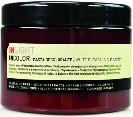 Insight Bleaching Обесцвечивающая паста с органическим маслом Ши