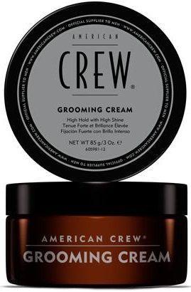 American Crew Крем с высоким уровнем блеска для укладки волос и усов Grooming Cream