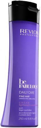 Revlon Be Fabulous Очищающий кондиционер C.R.E.A.M. Ежедневный уход для тонких волос