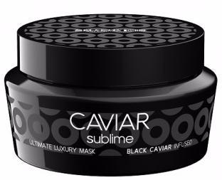 Selective Caviar Sublime Маска для глубокого питания и смягчения ослабленных волос