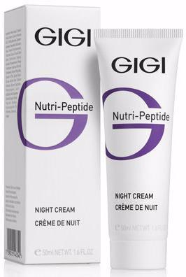 GIGI Nutri Peptide Пептидный ночной крем для лица