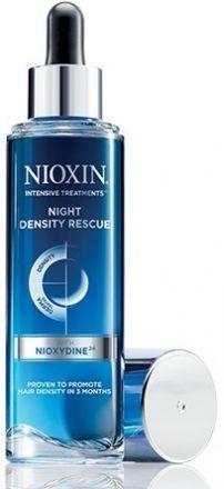 Nioxin Treatment Ночная сыворотка для увеличения густоты волос