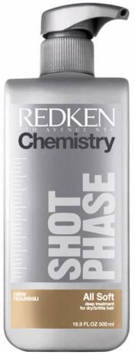 Redken Chemistry Интенсивный уход для сухих и жестких волос All Soft