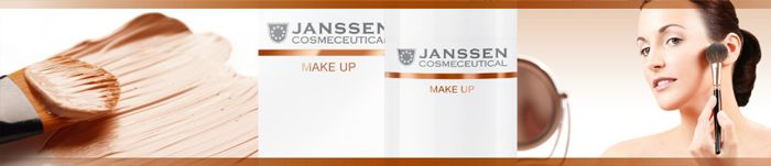 Janssen Cosmetics Make-Up - купить в интернет магазине