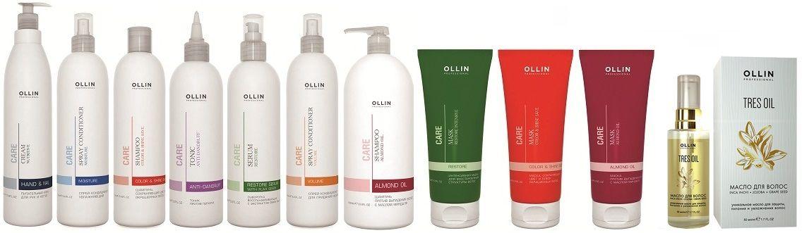 Ollin Professional Уход за волосами