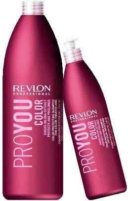 Revlon Шампунь для сохранения цвета окрашенных волос PROYOU COLOR