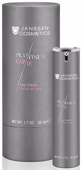 Janssen Platinum Care Реструктурирующий дневной крем Day Cream