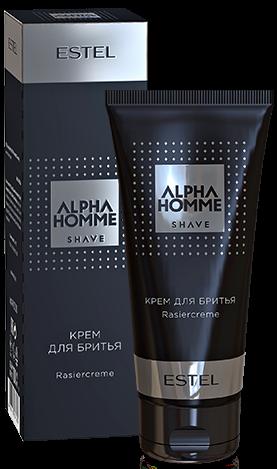 Estel Alpha Homme Крем для бритья