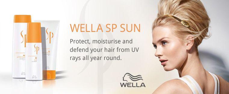 WELLA SP Sun - купить в интернет магазине