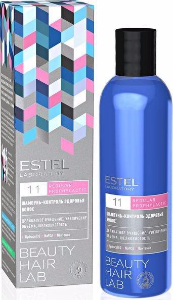 Estel Beauty Hair Lab Regular Prophylactic Шампунь контроль здоровья волос