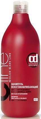 Color Care Line Constant Delight Шампунь для поврежденных и окрашенных волос No SLES