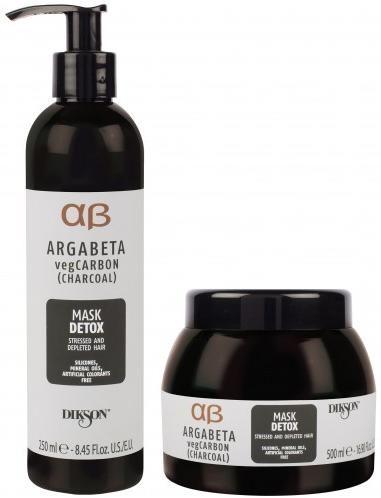 Dikson Argabeta vegCarbon Маска для волос подверженных стрессу