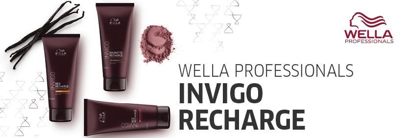 WELLA Invigo Color and Blonde Recharge - купить в интернет магазине