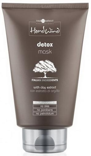 Hair Company Head Wind Детокс маска для волос DETOX