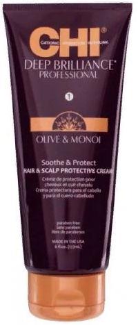 CHI Deep Brilliance Professional Крем для кожи головы и для защиты волос