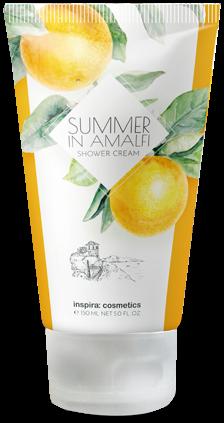 Inspira Summer in Amalfi Крем-гель для душа Shower Cream
