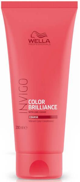Wella Invigo Color Brilliance Бальзам-уход для защиты цвета окрашенных волос