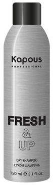 Kapous Professional Сухой шампунь для волос «Fresh&Up»