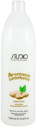 Kapous Studio Care Бальзам Молочко миндального ореха Aromatic Symphony