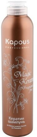Kapous Magic Keratin Кератиновый шампунь