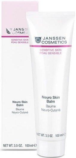 Janssen Sensitive Skin Регенерирующий бальзам для очень чувствительной кожи Neuro Skin Balm