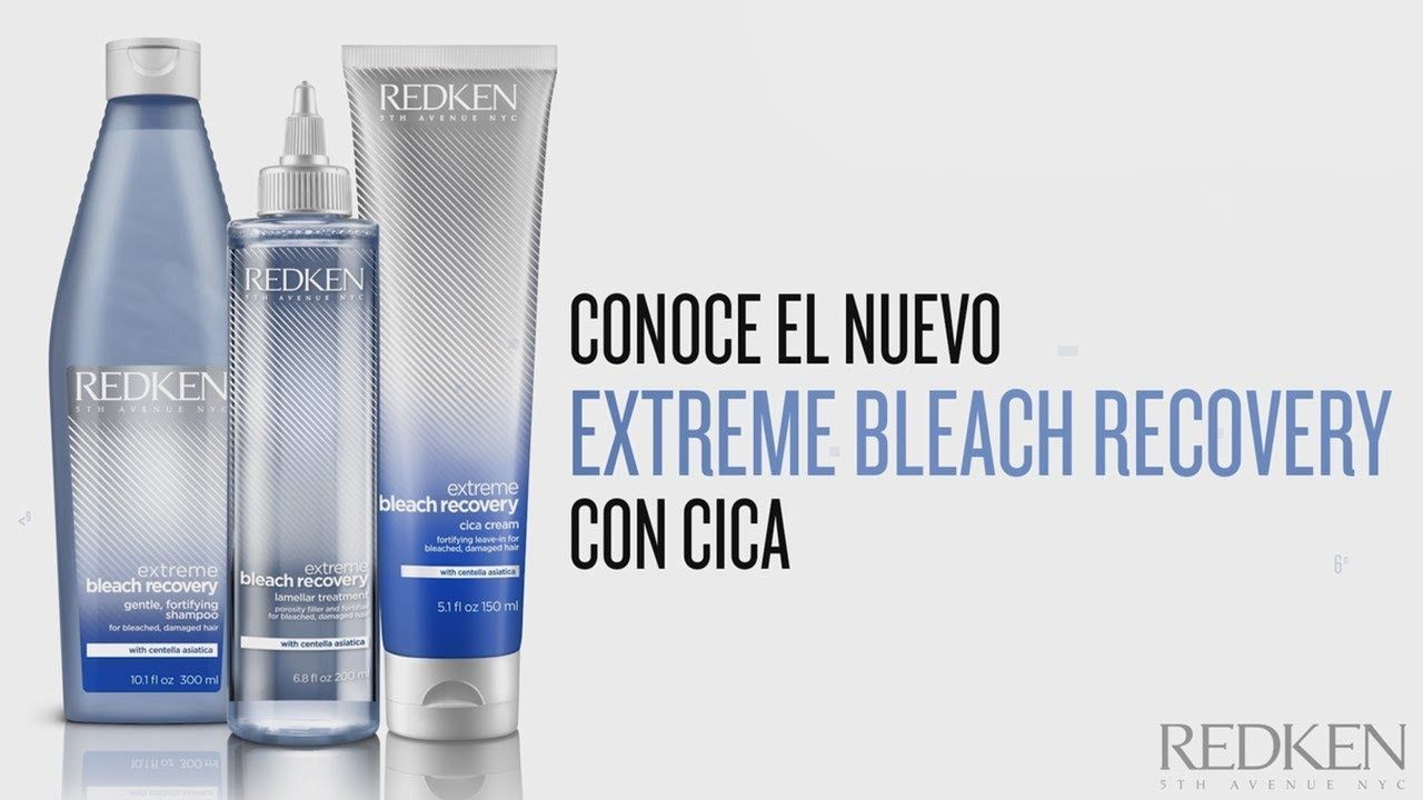 Redken Уход за волосами Extreme Bleach Recovery