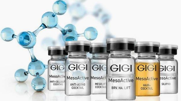 GIGI для лица и тела MesoActive - купить в интернет магазине