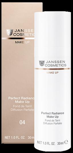Janssen Perfect Radiance Make-up Стойкий тональный крем с UV-защитой SPF-15 для всех типов кожи