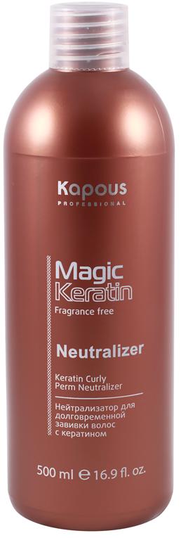 Kapous кератин лосьон magic keratin