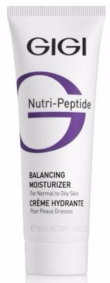 GIGI Nutri Peptide Пептидный балансирующий крем для жирной кожи