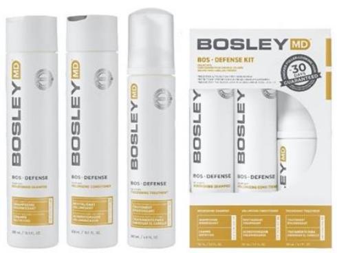 Bosley MD Defense