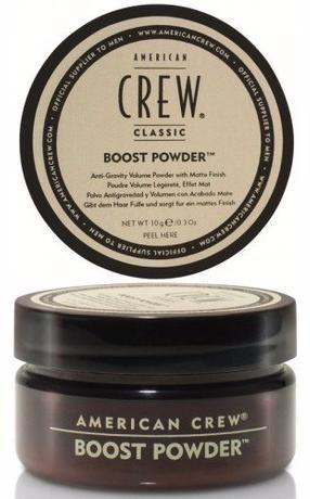 American Crew Пудра для прикорневого объёма Boost Powder