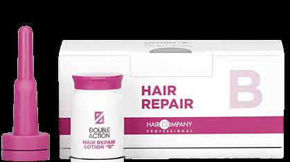 Hair Company Double Action Hair Repair Восстанавливающий лосьон B