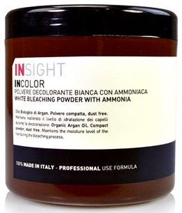 Insight Bleaching Обесцвечивающий порошок с органическим маслом Арганы