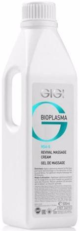 GIGI Bioplasma Revival Massage Cream Омолаживающий массажный крем