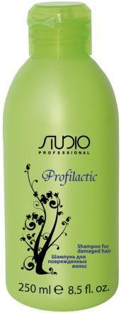 Kapous Studio Profilactic Шампунь для поврежденных волос