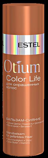 Estel Otium Color Life Бальзам-сияние для окрашенных волос