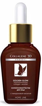 Medical Collagen 3D Golden Glow Бустер для лица