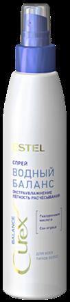 Estel Curex Aqua Balance Спрей для всех типов волос